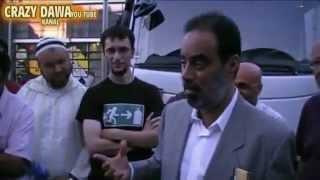 Ibrahim abu Nagi - Meister der Dawa - Koblenz Kundgebung