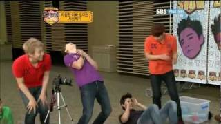 Chansung (laugh) Show!~ Part II 111019
