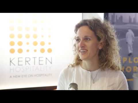 Marloes Knippenberg, chief executive , Kerten Hospitality