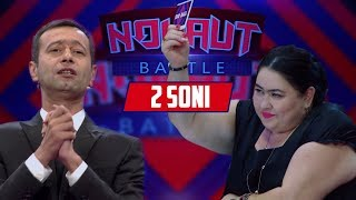 Nokaut Battle 2-son (Xalimaxonim 23.09.2017)