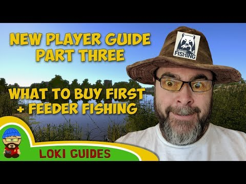 Russian Fishing 4 Guide Part 3 - What To Buy First + Feeder Fishing Tutorial - Fishing PC Game