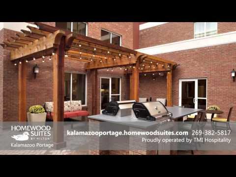 Homewood Suites Kalamazoo Portage Hotel