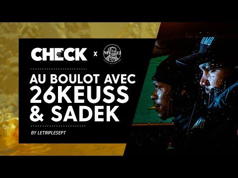 Youtube: Au Boulot avec 26Keuss & Sadek
