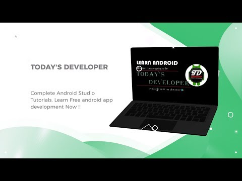 Android Studio Tutorial | Android App Development Free | Develop Android Applications thumbnail