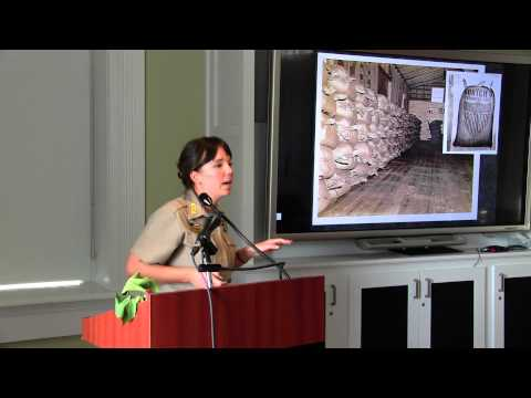 Brown Bag Lunch Lecture - Lydia Leatherwood