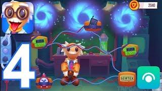 Kick the Buddyman: Mad Lab - Gameplay Walkthrough Part 4 - Free Weapons (iOS)