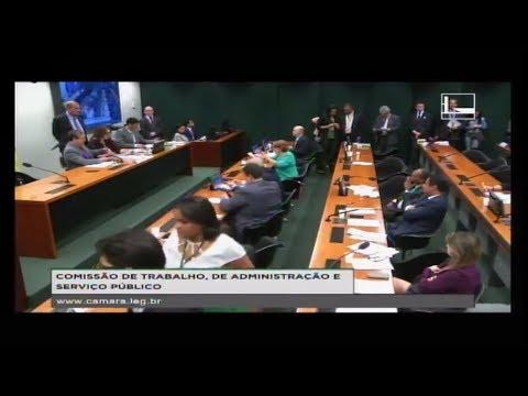 TRABALHO, ADMINISTRAÇÃO E SERVIÇO PÚBLICO - Reunião Deliberativa - 18/04/2018 - 10:41