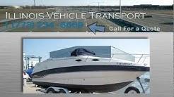Boat Transport Washington | (773) 234-6669 | Marine Transport