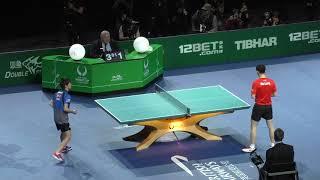 2018 ITTF Team World Cup - Ma Long v Niwa Koki (private recording)