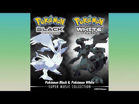 Pokémon Black & White - Lacunosa Town