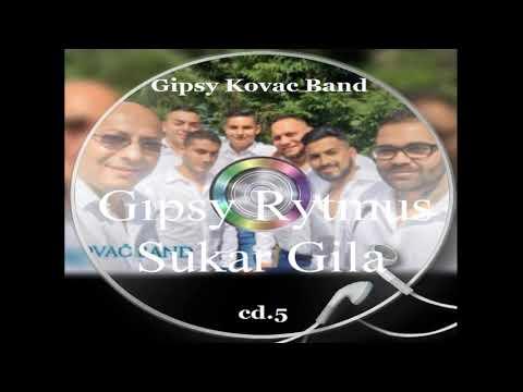 GIPSY KOVAC BAND STUDIO 5 CELY ALBUM