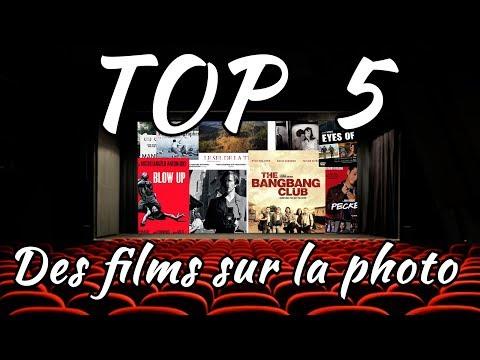TOP 5️⃣ Des films sur la photo
