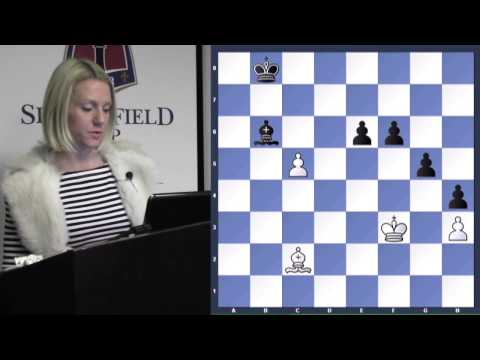 Endgame Studies and Ideas | Advanced Player Class - WGM Anna Sharevich