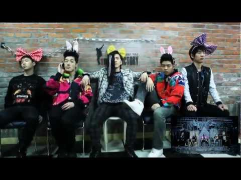"BIGBANG - ""Fantastic Baby"" Parody By Trend Factory"