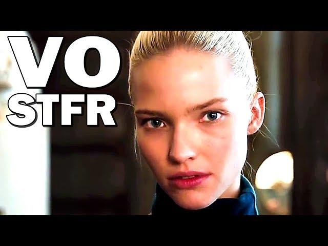ANNA Trailer VOSTFR ★ Luc Besson (Bande Annonce 2019)
