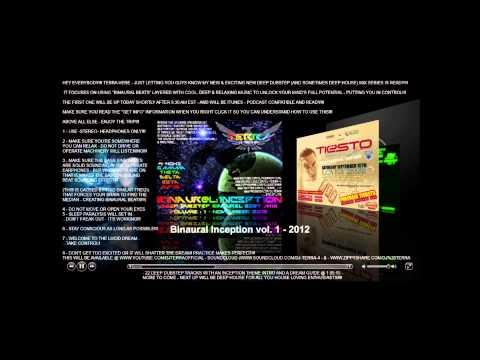 Terra - Binaural Inception (Deep Dubstep Binaural Beat Mix) Official Video Session