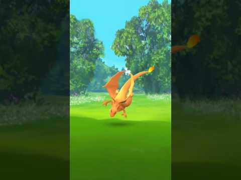 Pokemon Go 2000 CP Charlizard caught @ Sembawang ( 506 Wellington Circle ) 15/9