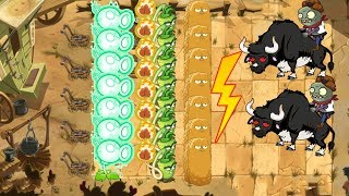 Plants vs Zombies 2 - Electric Peashooter and Wasabi Whip