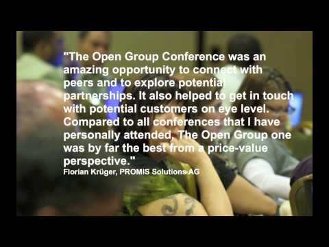 Why you should attend The Open Group Conference, Taipei