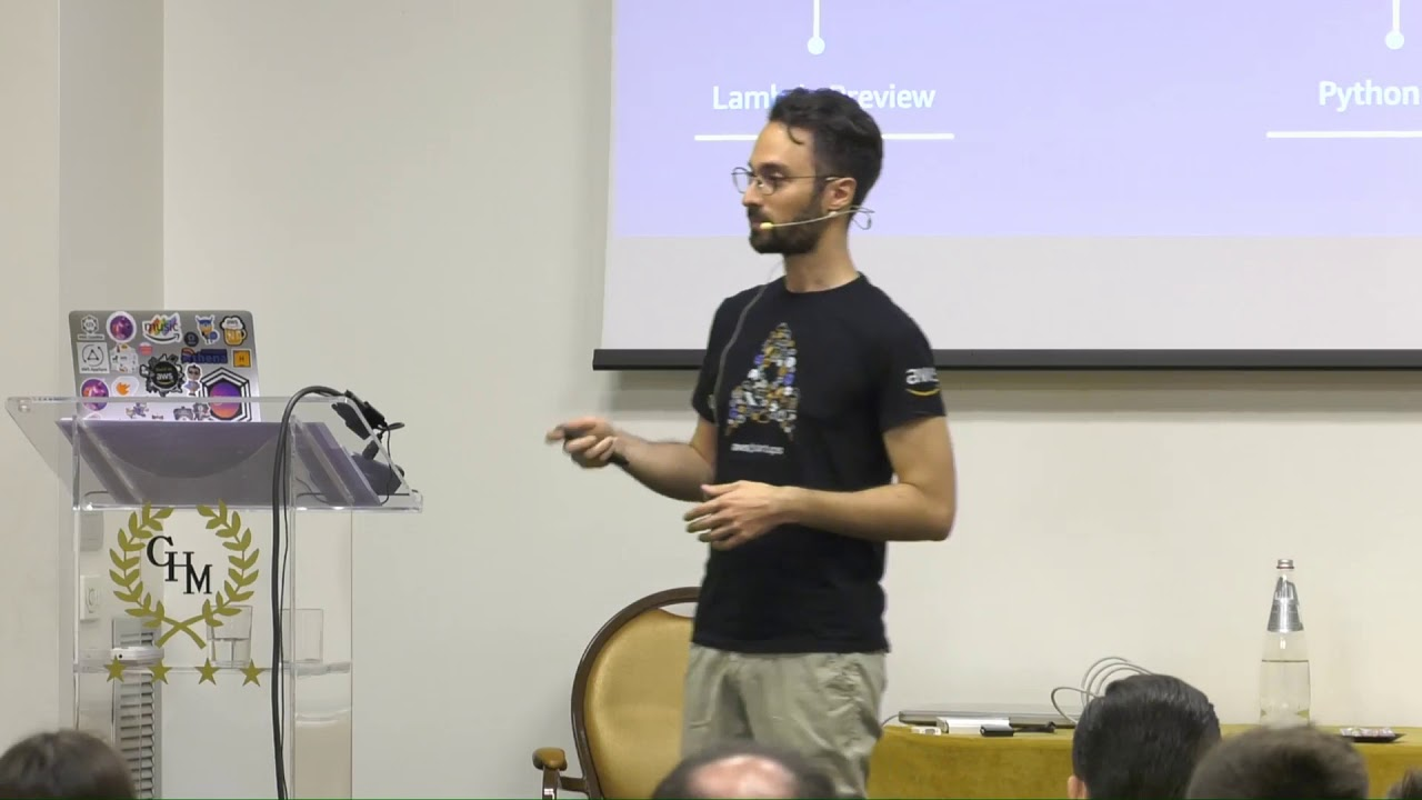 Image from Alex Casalboni - Porting your Python web app to serverless in 30 minutes