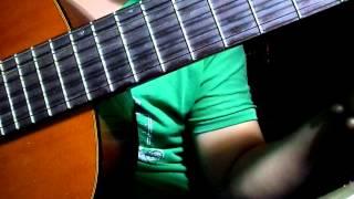 Tình khúc cho em guitar adua :3