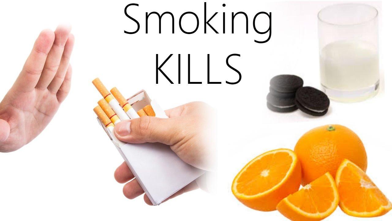 10 cibi che ci aiutano a smettere di fumare