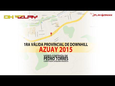 Video de Competidor en la 1ra Valida Provincial de DH Azuay