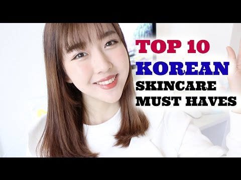 TOP 10 KOREAN BEAUTY Products at iHerb | Sunnydahye