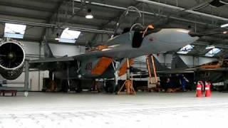 MiG-29  zajęcia techników z SPSP