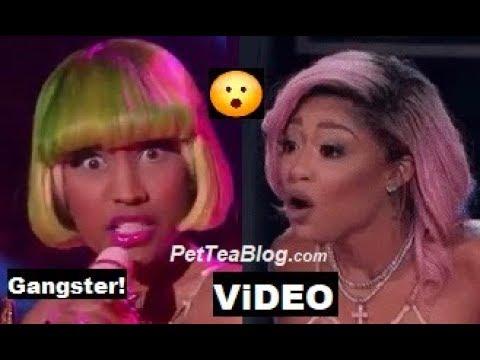 Nicki Minaj Warns Jessica Dime to Keep That Same Energy HOE! Jessica ROAST her Again (Video) 😲