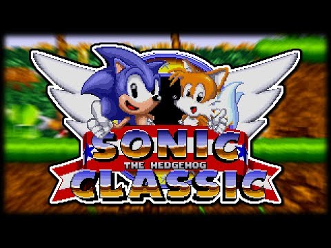 Sonic The Hedgehog Classic Fan Game Gameplay Youtube