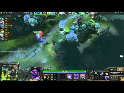 LGD vs TongFu (Sinacup) G3