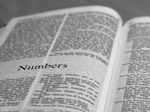 Numbers 6 Daily Bible Reading with Paul Nison