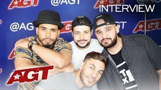 Interview: Berywam Tells Us Their Goals For Beatboxing After AGT - America's Got Talent 2019