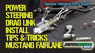 Classic Ford Power Assist Install Tips Fairlane Mustang Cougar Falcon Episode 213 Autorestomod