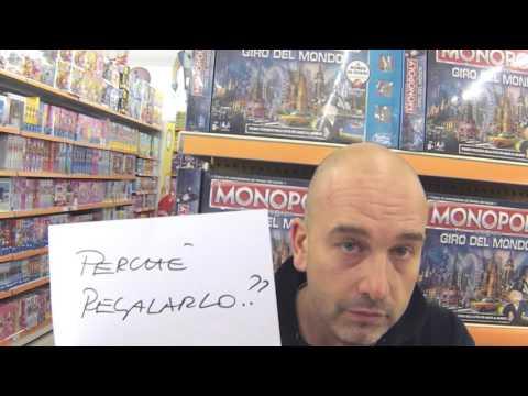Toys Center - Gli Imperdibili del Natale 2015 - MONOPOLY GIRO DEL MONDO