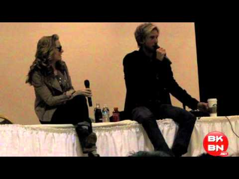 Final tasy XIII Voice Actor SacAnime 2012 Panel with Ali Hillis & Troy Baker