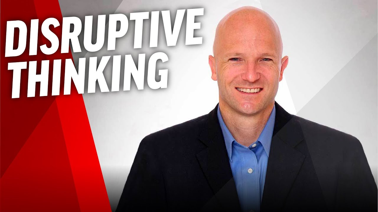 Disruptive Thinking in our Classrooms - Eric Sheninger - YouTube
