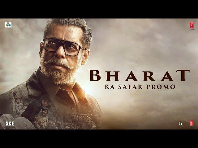 Bharat Ka Safar | Bharat | Salman Khan | Katrina Kaif | Movie Releasing On 5 June 2019