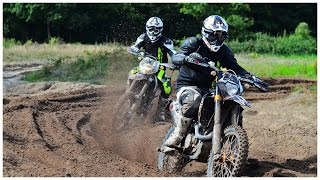 #76 Enduro Foolishness at Steenwijk Off the Road!
