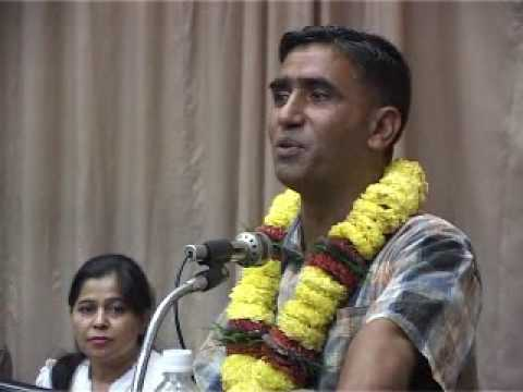 Speech of Uttam Sanjel, Honored by Prakash Human Rights Award 2065