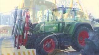 FESTA DI RINGRAZIAMENTO E BENEDIZIONE MACCHINE AGRICOLE 2012 A isola rizza(VR)