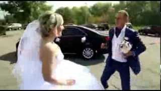 весёлый жених весёлая свадьба Дмитрий Ксения Усть-Каменогорск +77772938347