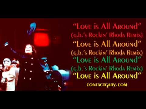 "Mary Tyler Moore REMIX by g.b. • ""Love Is All Around"""