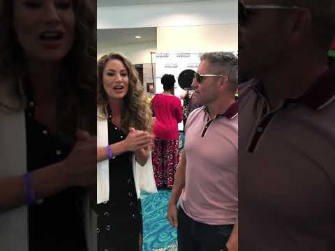 Grant Cardone and Jennifer Nicole Lee