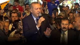 Erdogan: «S'ils ont leurs dollars, nous avons notre Dieu»