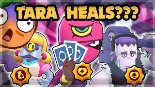 Tara's New Star Power HEALS REALLY FAST - Frank and Barley Star Power 2