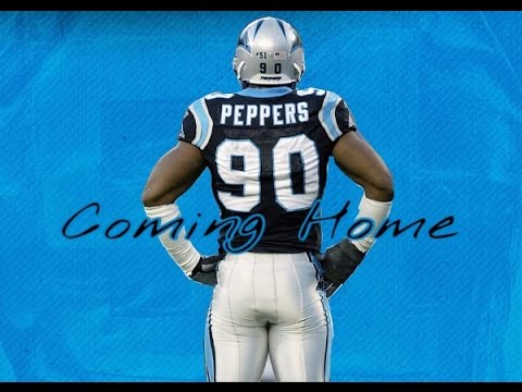 Julius Peppers: Coming Home