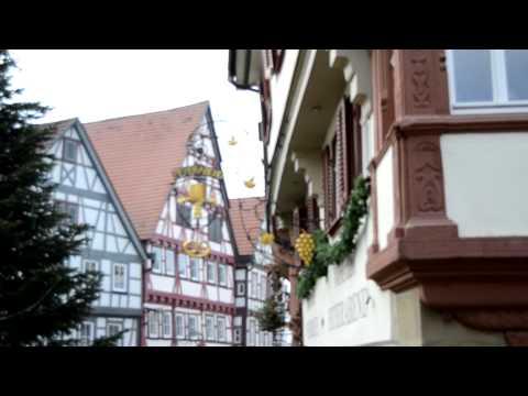 Bad Wimpfen Weihnachtsmarkt 11.12.2011 / Christmas Market Germany