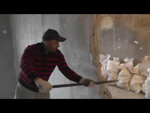 Как ломать стену в квартире